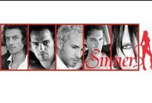 Sinners on Tour / Fake bands rule! Stuff having to do with my best-selling Sinners on Tour series.