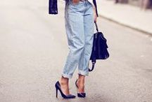 Daily Outfit Inspiration - Inspiration Looks / #inspiration #fashion #look #streetlook #outfif #ootd #style #dailystyle #lookoftheday #blogger #fashionista #luxe #lookbook #blogger #mode #tenue #detail #tendance #trends #2014 #fall #winter #summer #holidays #chic #casual #details #look