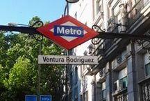 ¿DÓNDE ESTAMOS?/WHERE ARE WE? / Mucha gente nos pregunta antes de venir que DÓNDE ESTAMOS así que os dejamos una selección de espacios, monumentos y rincones que pueden ayudar a situarnos en MADRID. // Many people ask us before coming that WHERE WE ARE so we leave you a selection of spaces, monuments and corners that can help you to place us in MADRID.
