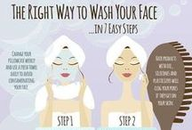 Let's see if this works / Skin and other health tips