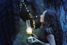 Dark horse photoshoot