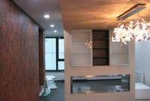 Dekoratívna úprava Rilievo a Roxidan / #interior #design #interior design