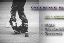 Tutoriales de Freestyle Slalom / Una recopilación de distintas figuras para iniciarse, progresar y, con la práctica, llegar a dominar el Freestyle Slalom, una disciplina dentro del Patinaje en Línea que sin duda resulta de gran belleza, que garantiza horas de diversión y que resulta realmente adictiva. Tal vez, por todo ello, esté cada vez más de moda...