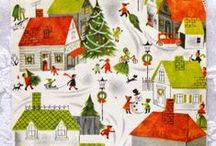 Christmas / I love Christmas and all the different ways I can decorate. Simple natural classic scandinavian style