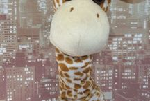 Gerry The Giraffe / New baby product