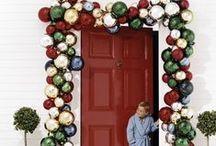 Have Some Decorum Christmas Good Ideas / Christmas, holiday, chic Christmas, interior design, cookbook, recipes, decorating, ornaments, Christmas fireplace mantel's, Christmas wreath