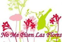 No me pisen las flores / Ropa/Cartera/Deco Hogar     Facebook/No me pisen las flores