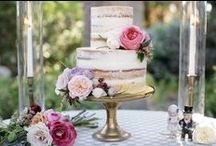 Cakes / some of the best #cake #wedding #photos