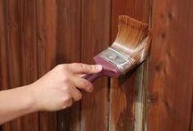 External Wood Paint | Exteriérové farby na drevo
