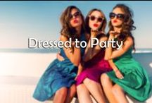 Dressed to Party / Finding the perfect dress can be difficult. Trying to find a party dress that fits your budget is even harder. We make it easier for you to shop online and compare prices so that you find the best deals out there!