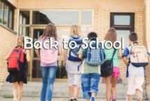 Back to School / Make the upcoming school year the best yet!