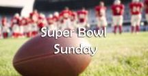 Super Bowl Sunday / We've got all the ideas for you to feel the spirit of the game this NFL Football Season.