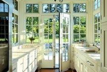Dream Home. Kitchens.