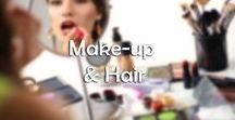 Make-Up and Hair / Tips and tricks to look great without needing to spend all your money!