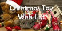 Christmas Toy Wish List