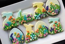 Cookies about Easter