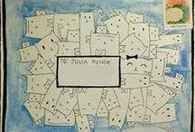 illustrated envelope
