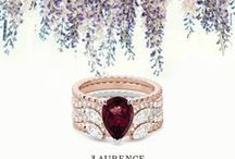 Brilliant Birthstones / Whether you're celebrating your birth, or that of a child or loved one, delicate birthstone rings symbolize the most important relationships in life.