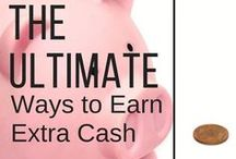 MONEY / Learn ways to be better with money by checking out www.brittanyisliving.com