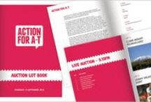 design for print / Some examples of work we've designed for print
