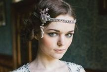 Laurel Lime - Great Gatsby / Our version of 20's grace and Gatsby glamour.