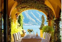 Travel / Painting Holidays in Italy also places that I've visited or would like to visit.