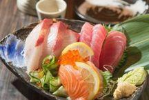 """日本食"" / ""Nipponshoku""."