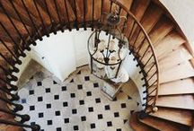 Hallways and Staircases  / by Peony Lim