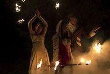 Renaissance fire show / Renaissance fire show  http://fire-shows.com/