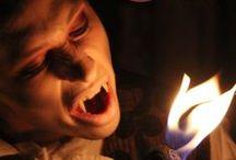 vampire fire show , fire juggler, fire dance / http://www.fire-shows.com/