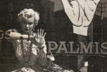Old Palm Reading / Everything on palmistry, palm reading and palm readers.