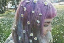 Colored Hair / by Grace Ellen
