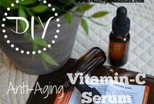 Beauty and Skin Care / Skin, Body, Make Up, Tips and Ideas