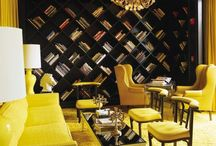 style file - modern glamour / boutique hotel style elegant interiors modern town house interiors feminine city chic