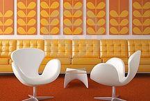 style file - mid century modern / retro