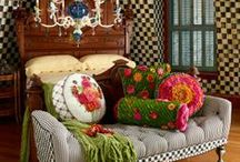 style file - bohemian interiors
