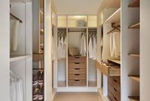 Closets and Dressing Rooms / by Peony Lim