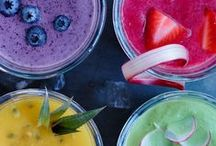 Fruit Smoothie Creations