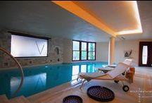 Indoor Spa / visit us at: www.philippitzis.gr