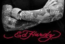 tatuajes / Ed hardys