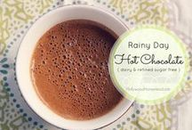 Recipes | Hot Cocoa / Recipes for Hot Cocoa.
