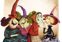 Halloween / La mia festa preferita dopo il Natale...capire perché può essere complesso pee chi non mi conosce...ma io lo amo!