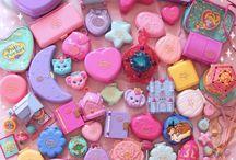 Polly Pocket wish / Al momento non colleziono polly ma sarebbe un grande sogno...