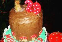 Le mie feste / my parties / Adoro celebrare le feste, le ricorrenze, gli avvenimenti importanti con deorazioni, torte dolci e cibi che possano rallegrarci tutti insieme ^^