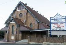 Thirroul Churches / There are three churches in Thirroul
