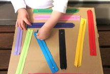 Hry a hračky / á la Montessori