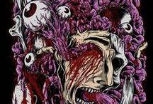 Artwork / Deathcore / Metal