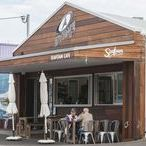 Thirroul Surf Shops / There are four cool surfboard shops in Thirroul. Two have cool cafes attached to them. Byrne Surf, Finbox Surf Shop, DP Surfboards & Gromz for kids  who ride. All sell great surfing products & boards.