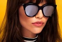 Stylish Sunglasses / With brands such as Quay Eyewear, our sunglasses range focuses on high fashion at affordable prices.
