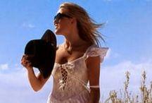 White Summer Fashion